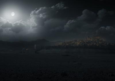 Halep Gece